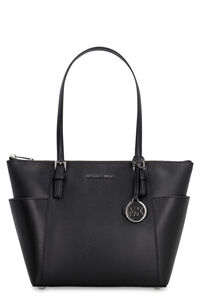 Jet Set saffiano leather tote, Tote bags MICHAEL MICHAEL KORS woman