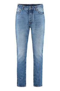 5-pocket jeans, Straight jeans Palm Angels man