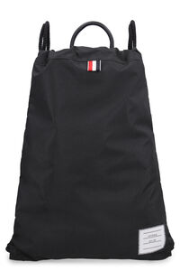 Packable nylon backpack, Backpack Thom Browne man