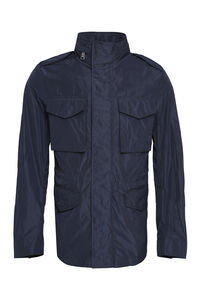 Techno fabric raincoat, Raincoats And Windbreaker add man