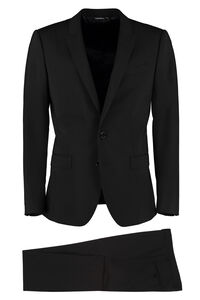 Martini virgin wool suit, Suits Dolce & Gabbana man