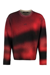 Long sleeve crew-neck sweater, Crew necks sweaters A-COLD-WALL* man