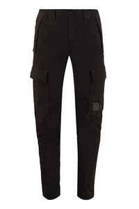 Cotton cargo-trousers, Casual trousers C.P. Company man