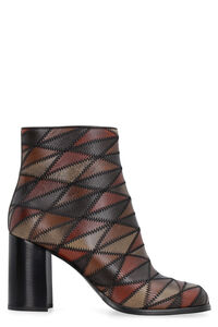 Leather ankle boots, Ankle Boots Miu Miu woman