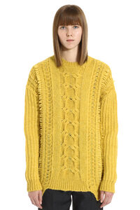 Alpaca blend sweater, Crew neck sweaters Stella McCartney woman