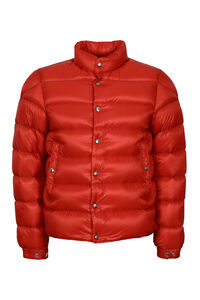 Piriac padded jacket with zip and snaps, Down jackets Moncler man