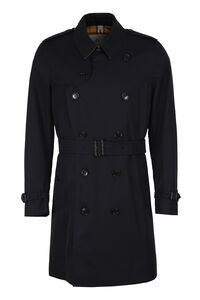 Trench coat in cotone, Impermeabili E Giacche A Vento Burberry man