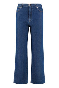 New Sallor 5-pocket jeans, Straight Leg Jeans A.P.C. woman
