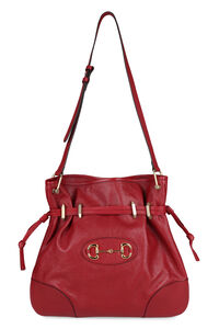 Borsa Gucci 1955 Horsebit in pelle, Secchiello Gucci woman