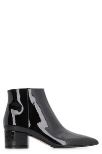 Sergio patent leather ankle boots, Ankle Boots Sergio Rossi woman