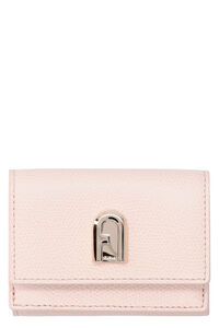 Leather wallet, Wallets Furla woman