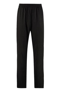 Pinstriped wool trousers, Casual trousers Balenciaga man