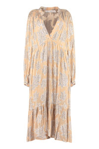 Embroidered midi dress, Midi dresses Iro woman