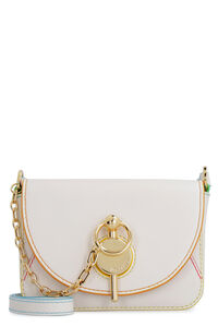 Nano Keyts leather crossbody bag, Shoulderbag JW Anderson woman
