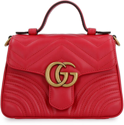 GG Marmont quilted leather handbag