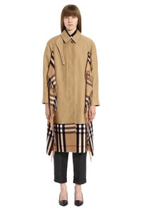 Gabardine trench coat, Raincoats And Windbreaker Burberry woman