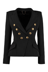 Double breasted blazer, Blazers Elisabetta Franchi woman