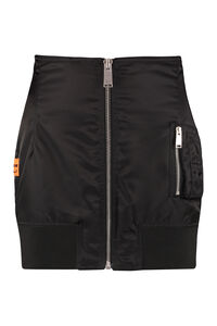 Padded nylon mini-skirt, Mini skirts Heron Preston woman