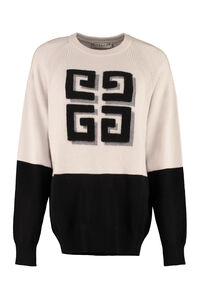 Cashmere pullover, Crew neck sweaters Givenchy woman