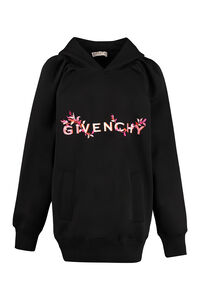 Embroidered hoodie, Hoodies Givenchy woman