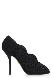 Lace pumps, Pumps Dolce & Gabbana woman
