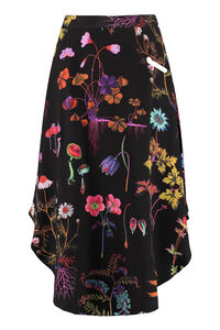 Jacey printed silk skirt, Printed skirts Stella McCartney woman
