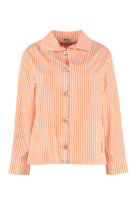 Striped cotton shirt, Shirts Kenzo woman