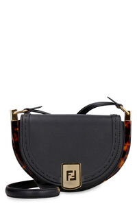 Moonlight leather crossbody bag, Shoulderbag Fendi woman