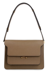 Trunk leather shoulder bag, Shoulderbag Marni woman