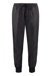 Technical fabric track-pants, Track Pants Moncler man