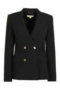 Double-breasted blazer, Blazers MICHAEL MICHAEL KORS woman