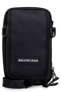 Explorer nylon messenger bag, Messenger bags Balenciaga man