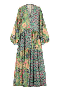 Luella printed maxi dress, Beach Dresses and Kaftans Anjuna woman