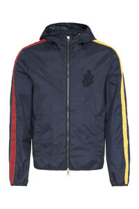 Ballintoy technical fabric hooded jacket, Raincoats And Windbreaker 1 Moncler JW Anderson man