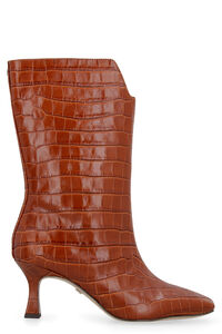 Lolita leather boots, Heeled Boots Sam Edelman woman