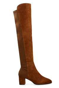 Harper 60 suede over the knee boots, Over-the-knee Boots Stuart Weitzman woman