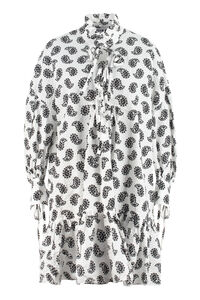 Printed cotton dress, Printed dresses MSGM woman