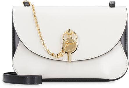 Keyts multicolor leather shoulder bag, Shoulderbag JW Anderson woman