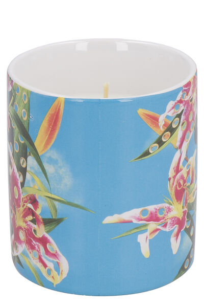 Flower with holes candle - Seletti wears Toiletpaper