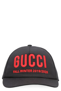 Embroidered baseball cap, Hats Gucci man
