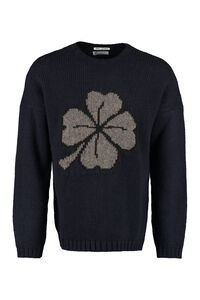 Popover long sleeve crew-neck sweater, Crew necks sweaters Our Legacy man