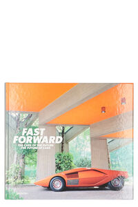 Fast Forward - The Cars of the Future, The Future of the Cars book, Books Die Gestalten Verlag woman