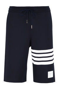 Stripe detail sweatshorts, Shorts Thom Browne man