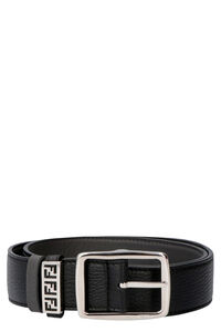 Reversible leather belt, Belts Fendi man