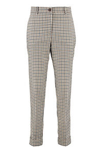 Tailored trousers, Trousers suits Parosh woman