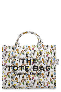 Printed tote bag - Peanuts x Marc Jacobs, Tote bags Marc Jacobs woman
