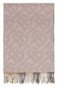 Double face cashmere scarf, Scarves Burberry woman