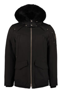 Pearson hooded parka, Down jackets Moose Knuckles man