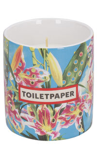 Flower with holes candle - Seletti wears Toiletpaper, Candles & home fragrance Seletti woman
