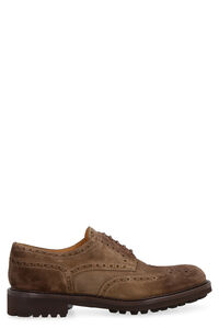 Suede brogue-shoes, Casual Shoes Doucal's man